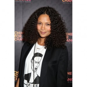 Quick Quotes.  Thandie Newton on Experiencing Rejection As a Child for Having a 'Ghetto' Hairstyle.