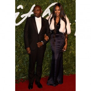 Fashion Post.  The Looks at the 2014 British Fashion Awards.