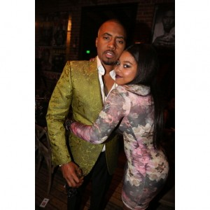 Nas' Daughter Destiny Jones Launches 'Lipmatic' Lip Gloss Line.