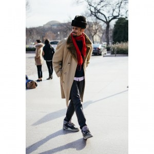 Snapshots.  Street Style in D.C. by Tony Logan.