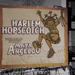 Watch. Listen.  The Music Video for Maya Angelou's 'Harlem Hopscotch.' Featuring Zendaya and Alfonso Ribeiro.