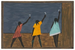MOMA to Reunite All 60 of the Paintings That Comprise Jacob Lawrence's Epic Series 'The Great Migration.'