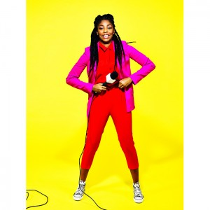 Jessica Williams Features in Wired.  Proclaims She Wants to Be the Next Oprah.