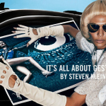 Editorials.  Joan Smalls. Vogue Italia December 2014. Images by Steven Klein.