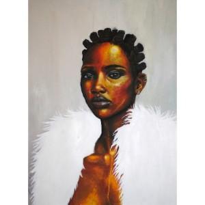 Art. Kosisochukwu Nnebe. Coloured Conversations.