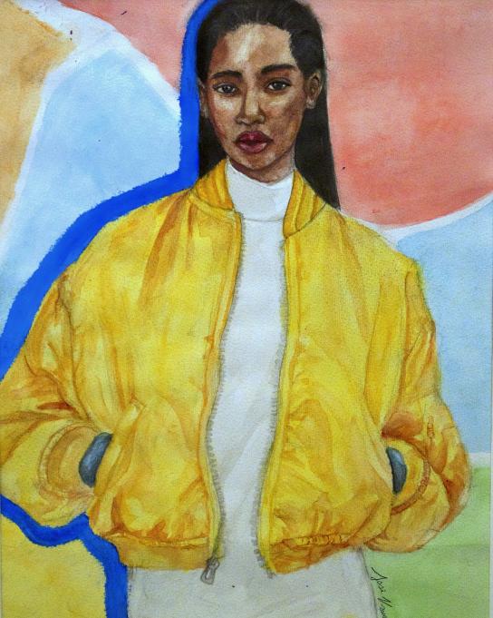 Kosisochukwu Nnebe Art, Black Women Art