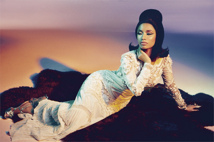Nicki Minaj, Roberto Cavalli,