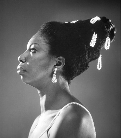 Nina Simone, Michael Ochs