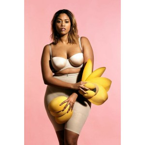 Did You Know That Plus-Size Models Wear Padding to Fill Out Their Clothing?