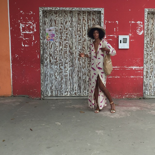 Solange Honeymoon Alan Ferguson