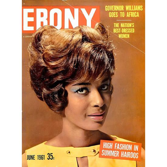 Ebony Magazine 1961