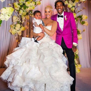 Watch This.  'Light Girls.' Amber Rose Reveals Her Family Didn't Attend Her Wedding to Wiz Khalifa Because He's Black.