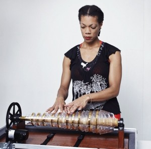 Sound Artist Camille Norment Employs Rare Instruments to Redefine Silence and Noise and to Make a Political Statement.