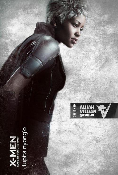 Alijah Villian Black Superheroes