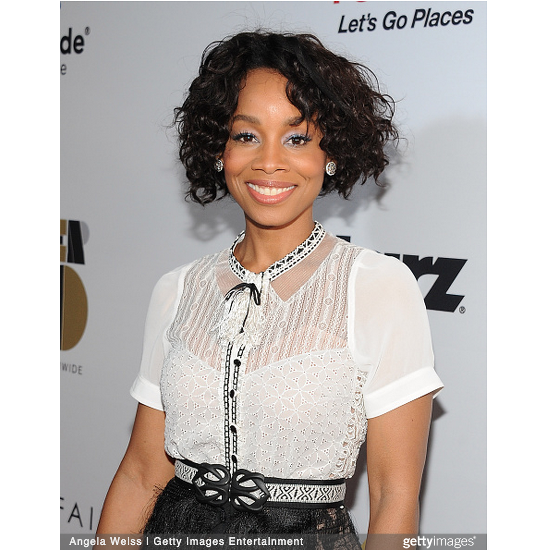 Anika Noni Rose Options Bone Street Rumba' Series For Film/TV