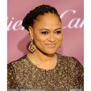 Quick Quotes.  Ava DuVernay.  'I will never make a film without a Black woman in it.'