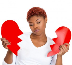 Study Reveals Getting Over a Bad Break-up Can Cause Serious Health Problems.