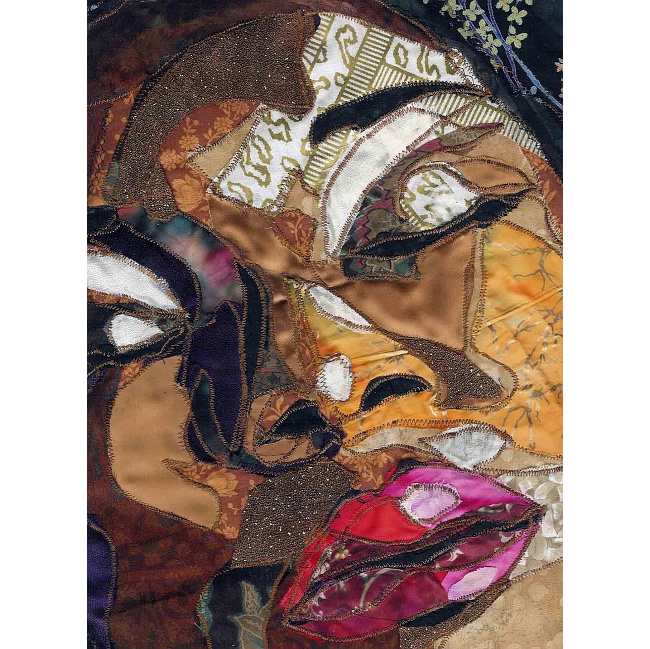 Art Bisa Butler Depicts Beauty History And Culture With
