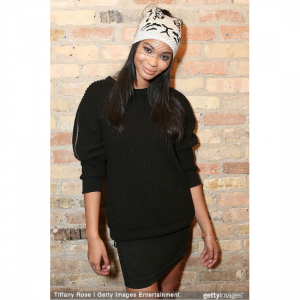 Chanel Iman Talks Making Her Acting Debut in Rick Famuyiwa's Dark Comedy Punk Thriller 'Dope.'