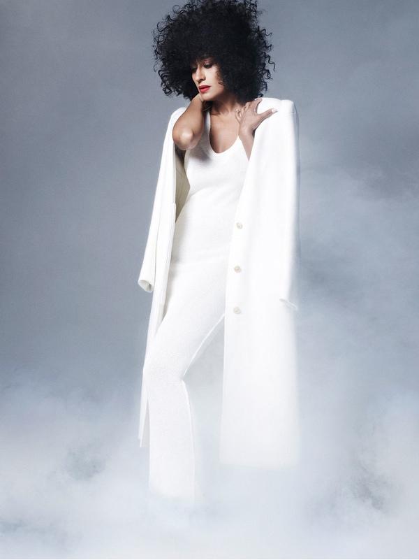 Gabrielle Union Elle Magazine