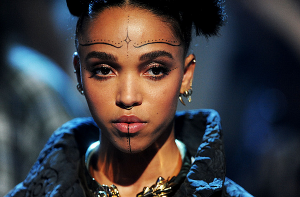 FKA twigs Debuts an Otherworldly Look at the Brit Awards Nomination Launch.  + Watch Her Perform.