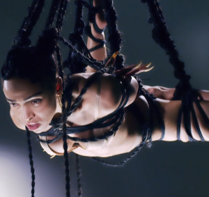 FKA twigs Drops New Music Video.  'Pendulum.'