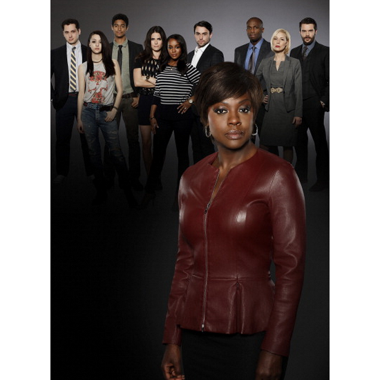 Viola Davis, How to Get Away With Murder.