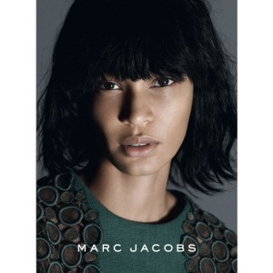 Ads. Joan Smalls.  Marc Jacobs SS15.