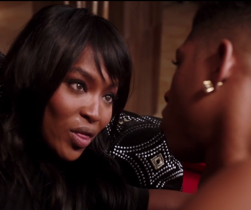 Watch This. Naomi Campbell Talks About Her Character 'Camilla Marks' on FOX's 'Empire.'