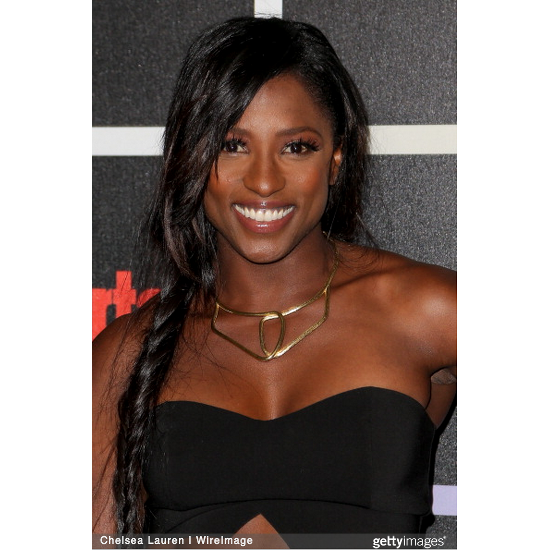 Rutina Wesley Cast As The Tooth Fairy Blind Love Interest