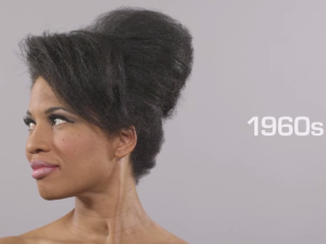Watch This. '100 Years of Beauty.'  Featuring Natural Hair.