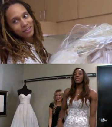 WNBA Stars Brittney Griner and Glory Johnson To Appear on TLC's 'Say Yes To The Dress: Atlanta.'
