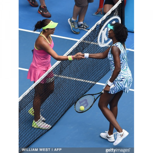 After Defeating Her Idol, Venus Williams, Madison Keys Will Face Serena Williams in Australian Open Quarterfinal.