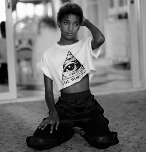 Listen To This. New Music From Willow Smith. 'Heart.'