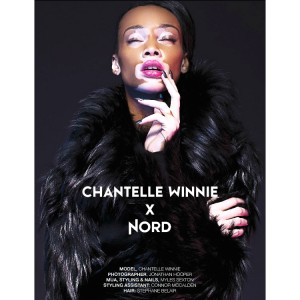 Editorials. Winnie Harlow. NORD Magazine. Images by Jonathan Hooper.