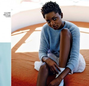 Editorials  Yolanda Tito.  Marie Claire South Africa.  Images by Francois Visser.