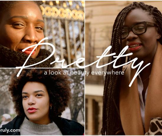 Watch This Pretty In Paris French Black Women Talk