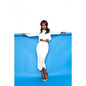 'How To Get Away With Murder' Star Aja Naomi King Features in Refinery 29.