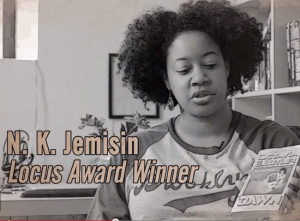 Watch This.  Honoring Black Sci-Fi Authors.  Now and Then.