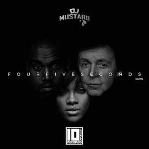 DJ Mustard Transforms 'FourFiveSeconds' into a Dance Hit.