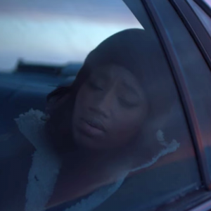 Listen. Watch.  Denai Moore Goes to Iceland for 'Blame.'