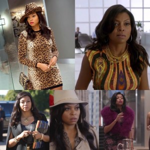 Get the Look.  Cookie From 'Empire.'