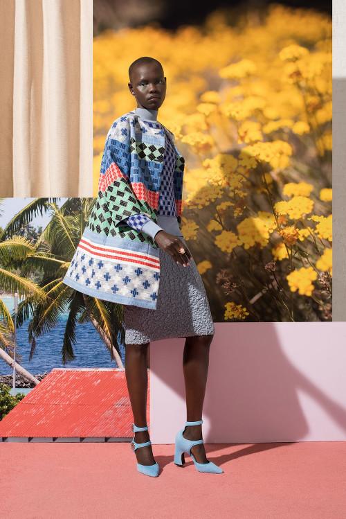Grace Bol, W Magazine, Marko MacPherson, Black Fashion Models