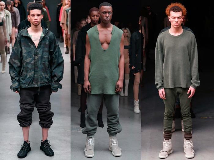 Kanye West Adidas 2015