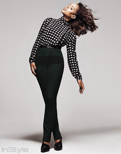 Kerry Washington, InStyle 2015, Jan Welters, Black Fashion Blog