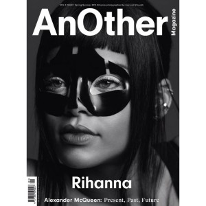 Editorials.  Rihanna. Another Magazine. Images by Inez & Vinoodh.