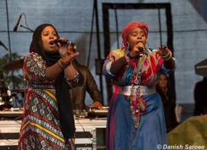 Listen To This.  Female Muslim Hip-Hop Duo 'Poetic Pilgrimage'.