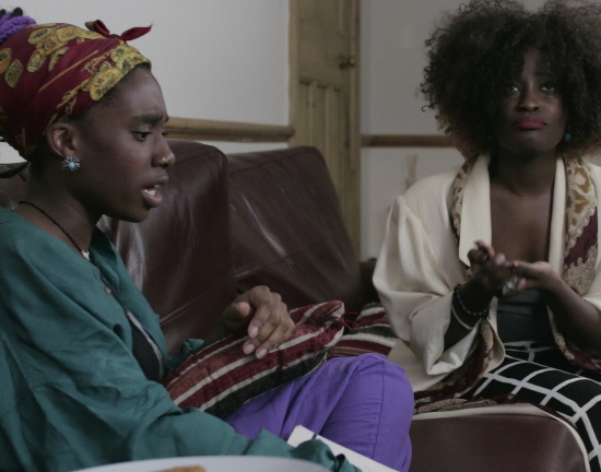 ICYMI. Watch The First Three Episodes of 'Ackee & Saltfish.' The Addictive Web Series by Cecile Emeke.