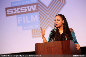 "Quick Quotes. Ava DuVernay. ""The studios aren't lining up to make films about black protagonists."""