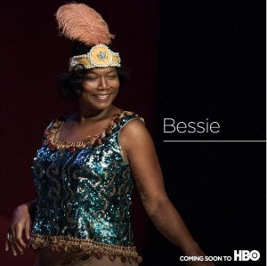 First Look.  Watch Queen Latifah as Bessie Smith in This Set of Teasers From HBO.